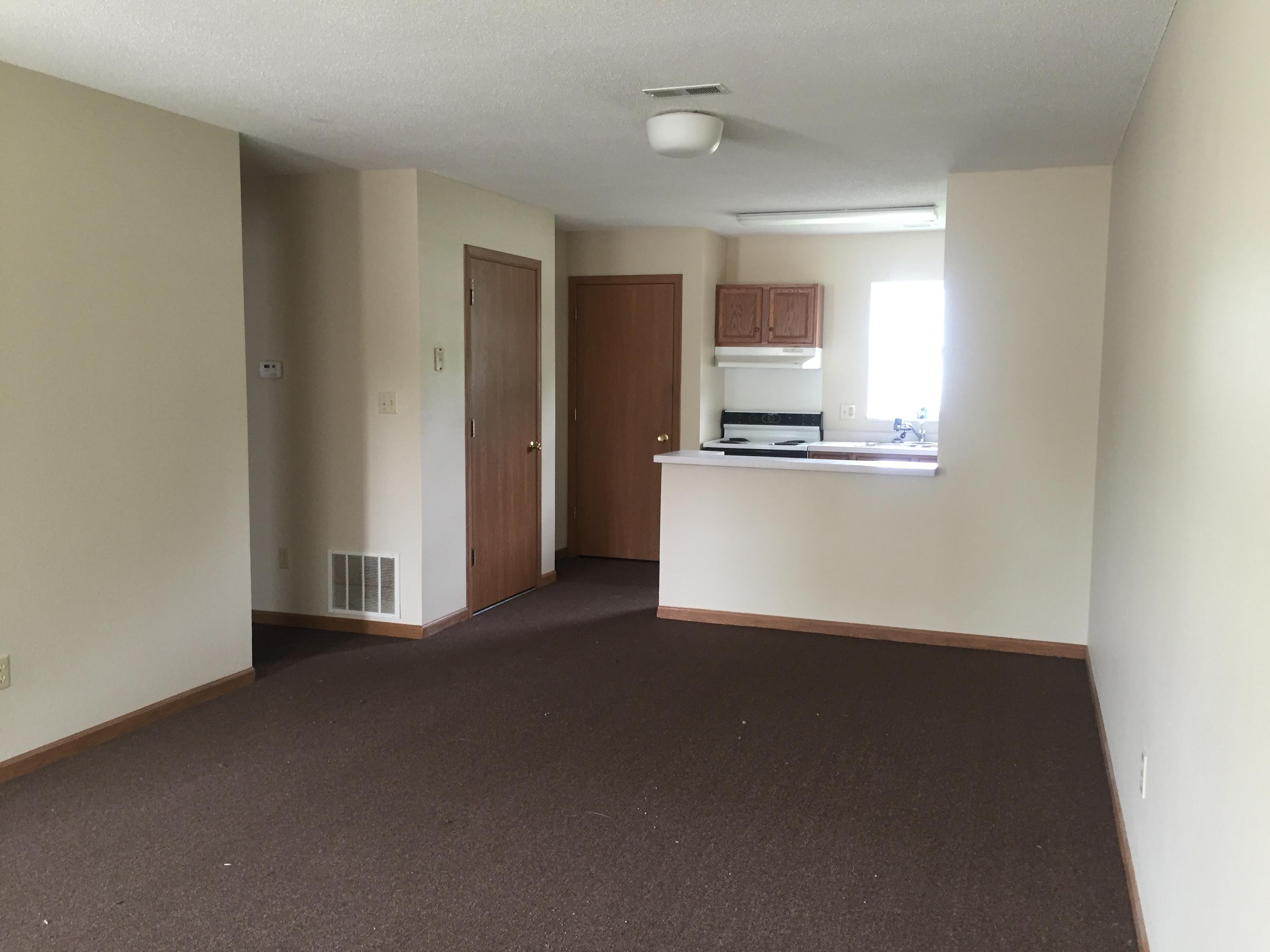Living Room - Valmeyer Senior Apartments