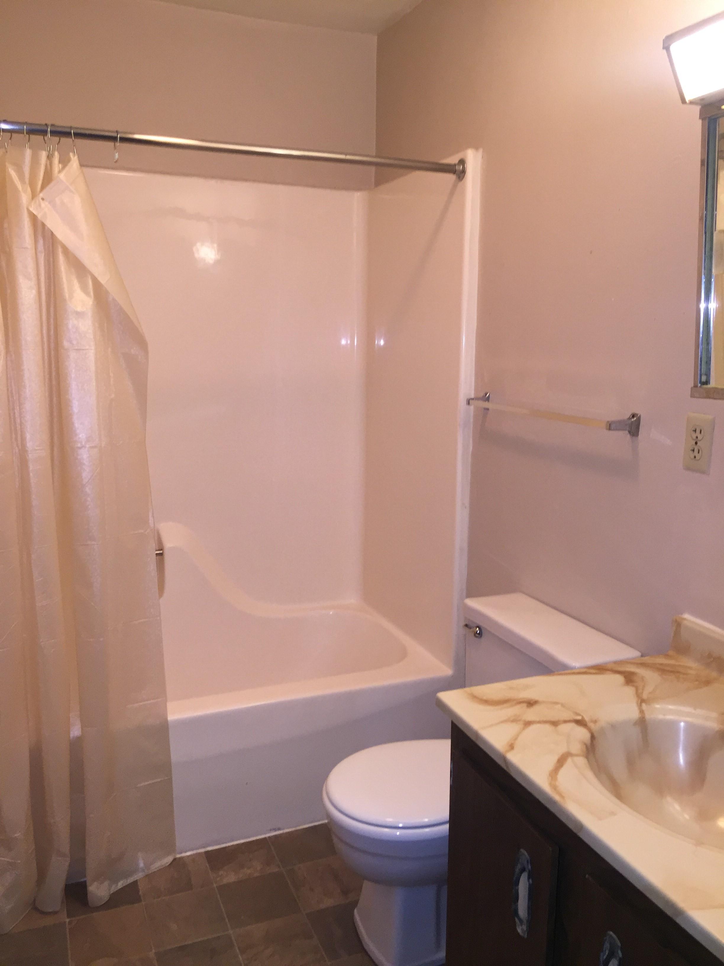 Bathroom - Daffodil Apartments